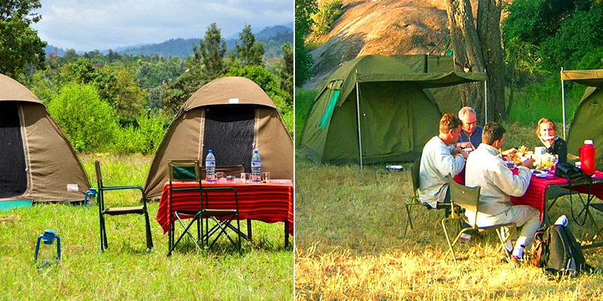4 Days Camping Serengeti & Ngorongoro