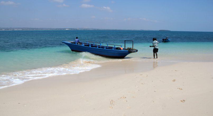Bongoyo Island in Dar-es-salaam