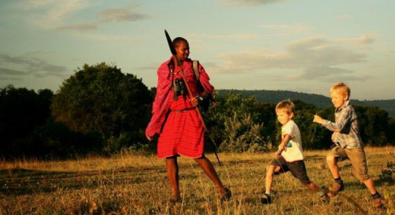 Local tour guides in Tanzania