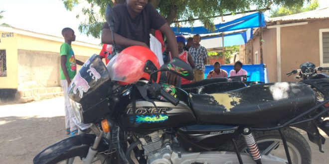 Dodoma MotorCyle Guided Tour