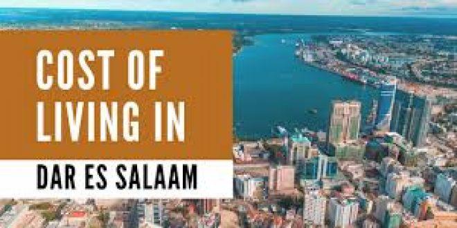 Cost of living in Dar-es-salaam