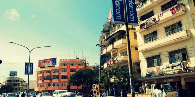 Dar-es-salaam town tour