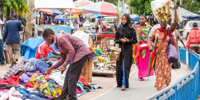 Getting around Dar-es-salaam