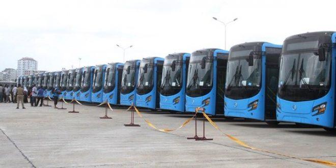 Public transport in Dar-es-salaam