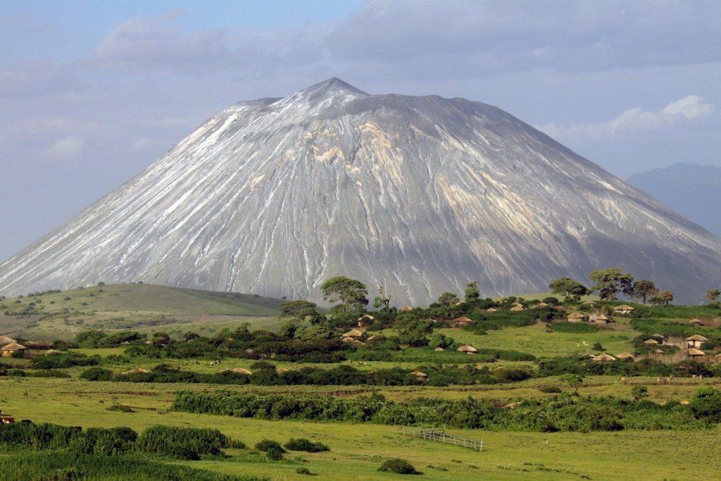 Mountain Oldoinyo Lengai