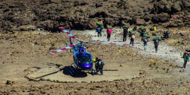 Safety on Kilimanjaro