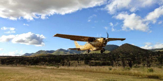 1 Day Selous flying Safari