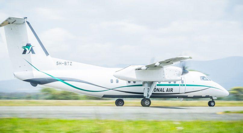 Southern Tanzania flying Safari