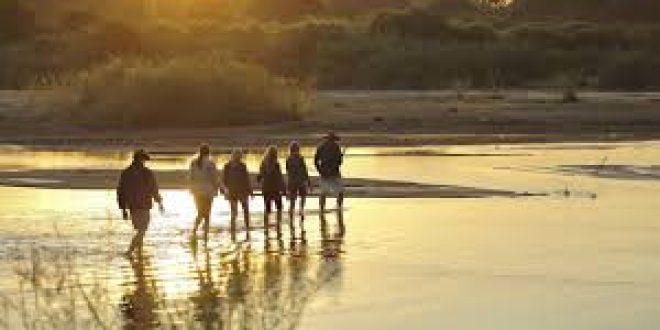 Selous walking Safari